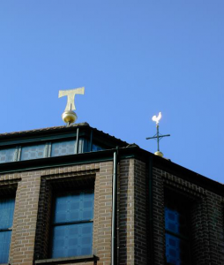 St. Antonius NK Dach