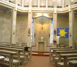 St. Antonius NK innen
