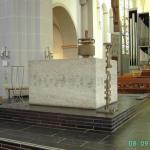 St. Markus Kirche Altar