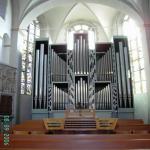 St. Markus Kirche Orgel
